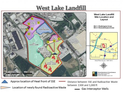 Site Locations Bridgeton_West Lake Landfills Updated as of 02.20.14