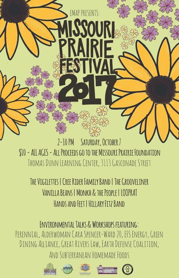 Missouri Prairie Festival 2017
